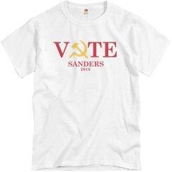 Vote Socialist Sanders