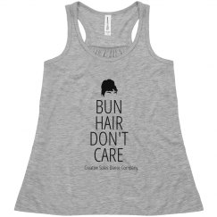 Youth - Bun Hair Tank