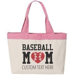 Baseball Mom Practice Carry All