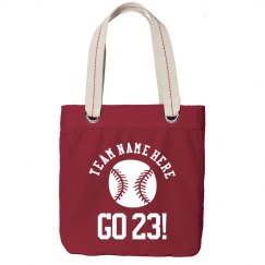 Custom Baseball Mom Cheering Gear