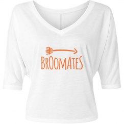 Broomates Halloween Tshirt