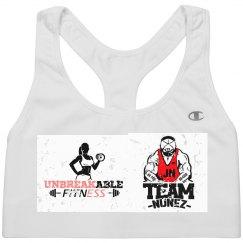 Both teams sport bra