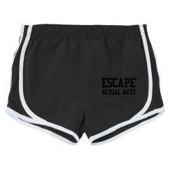 Escape running shorts