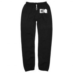 Black EIQ sweats
