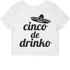 Script Cinco de Drinko