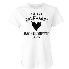 Backwards Bachelorette