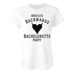 Backwards Bachelorette
