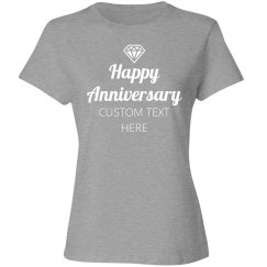 Customizable Happy Anniversary
