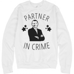 Obama Partner In Crime