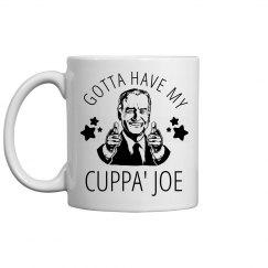 Cup Of Joe Biden