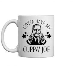 Cup Of Joe Biden