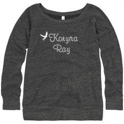 Koryna Ray Women Sweatshirt