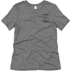 Woman's Ordway Cross Shirt