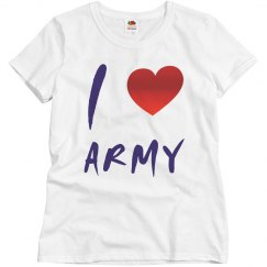 I Love Army