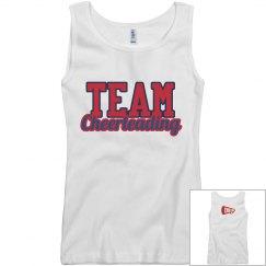 Team Cheer Tank