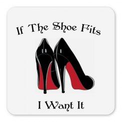 If shoe fits