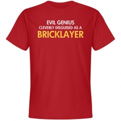 Cleverly disguised Bricklayer