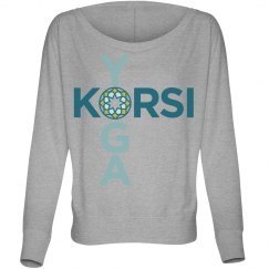 Korsi Find Your Center - Off the Shoulder