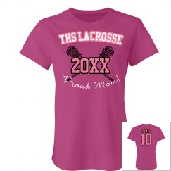 Lacrosse Mom w/ Back