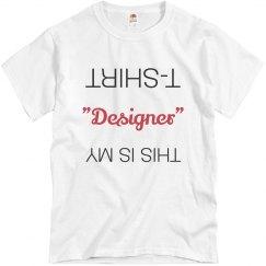 """FK """"Designer"""" Tee"""