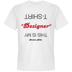 Designer Tee
