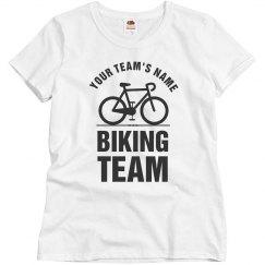 Custom Bike Team Tee