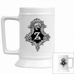 Goth Initial Z
