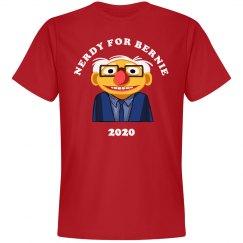 Nerdy For Bernie 2016