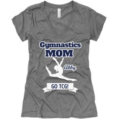 Gym Mom Grey