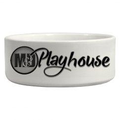 M&D Dog Bowl