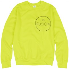 Neon Fusion Sweatshirt