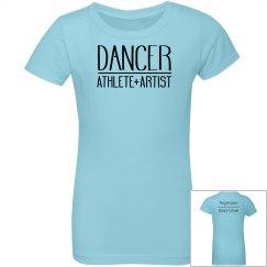 Youth Dancer/Athlete/Artist