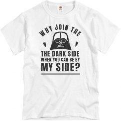 Funny Dark Side Prom-Posal