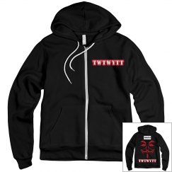 TWTWYTT Sip Up Black/Red