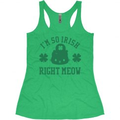 So Irish Right Meow