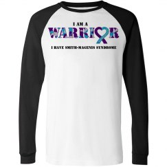 I am a Warrior Raglan