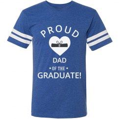Proud dad of the graduate