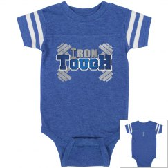 IronTough Infant Vintage Sports Baby Onesie