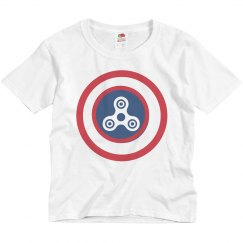 Captain Fidget Spinner America