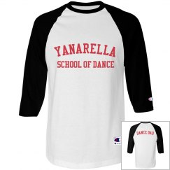 Yanarella Dance Dad Jersey '19