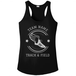 Customizable Track & Field Team