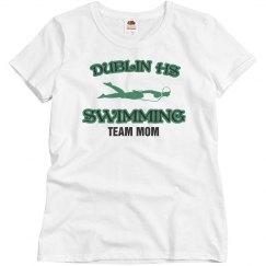 Dublin HS Team Mom Swim