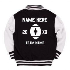 Youth Sports Custom Varsity Jacket