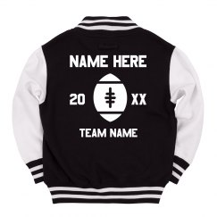 Youth Sports Custom Varsity Jacket