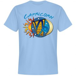 Capricorn Birth Sign Tee