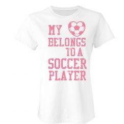 Soccer Player Love
