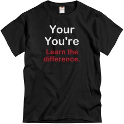 Your You're Difference