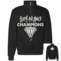 Grey Remaking Champs Cadet Sweater