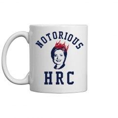 Notorious HRC Hillary Clinton