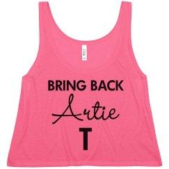 Bring Back ArtieT/Pink